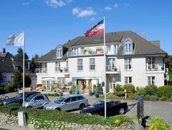 Top-10 hotels in the center of St. Peter-Ording