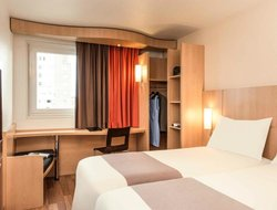 Pets-friendly hotels in Bagnolet