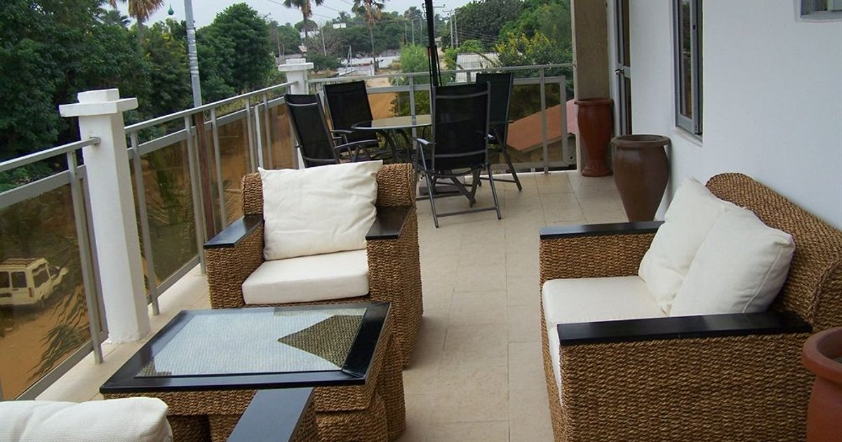 Wavecrest Hotel Gambia- Apartments