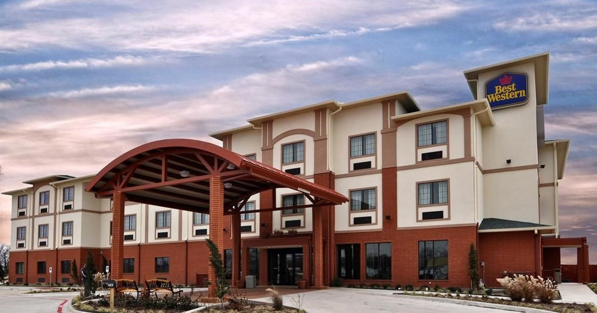 Best Western Giddings Inn and Suites