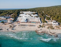 Formentera Island hotels with swimming pool