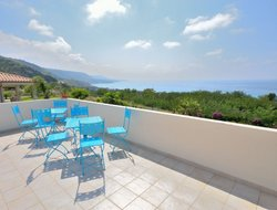 Zambrone hotels with sea view
