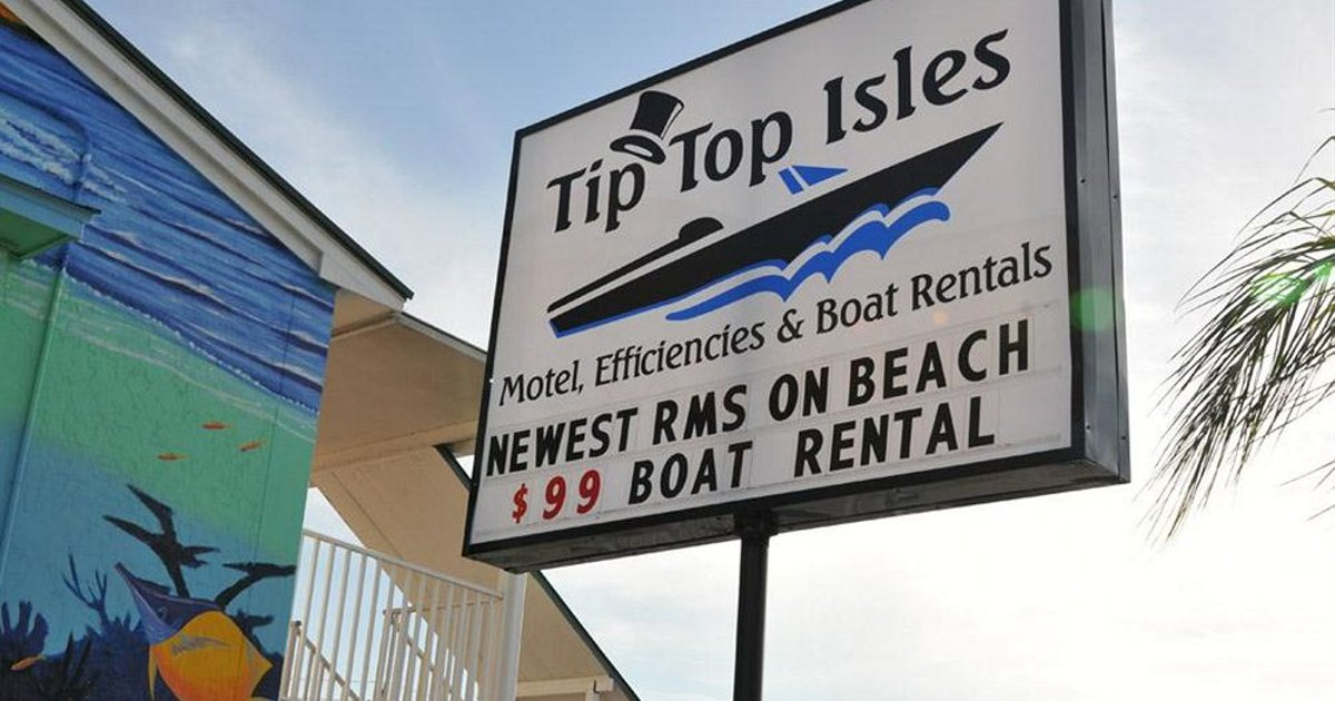 Tip Top Isles Resort & Marina