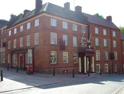 Pets-friendly hotels in Tamworth