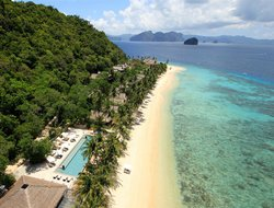 Palawan Island hotels with swimming pool