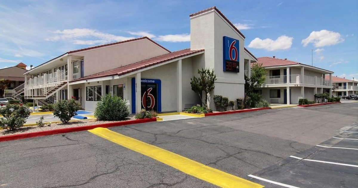 Motel 6 Albuquerque - Coors Road