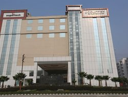 Top-3 hotels in the center of Meerut