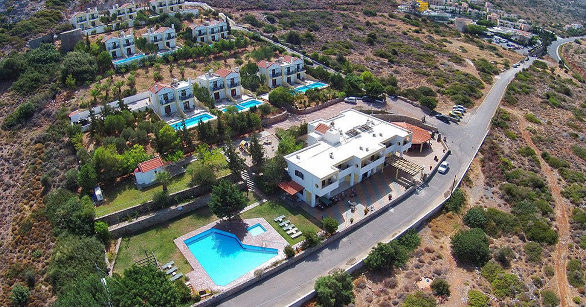 Golden Villas - Hotel Apartments & Villas