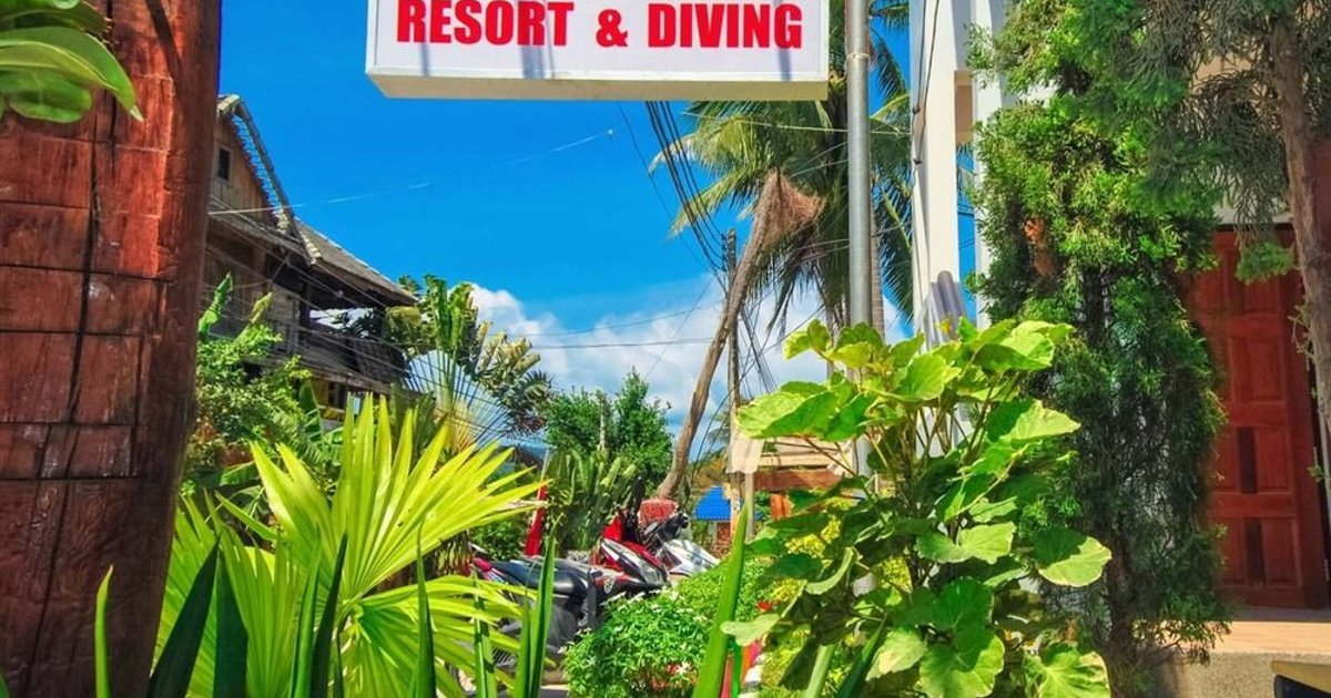 Jiraporn Resort & Diving