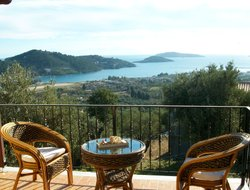 Skiathos Island hotels with sea view