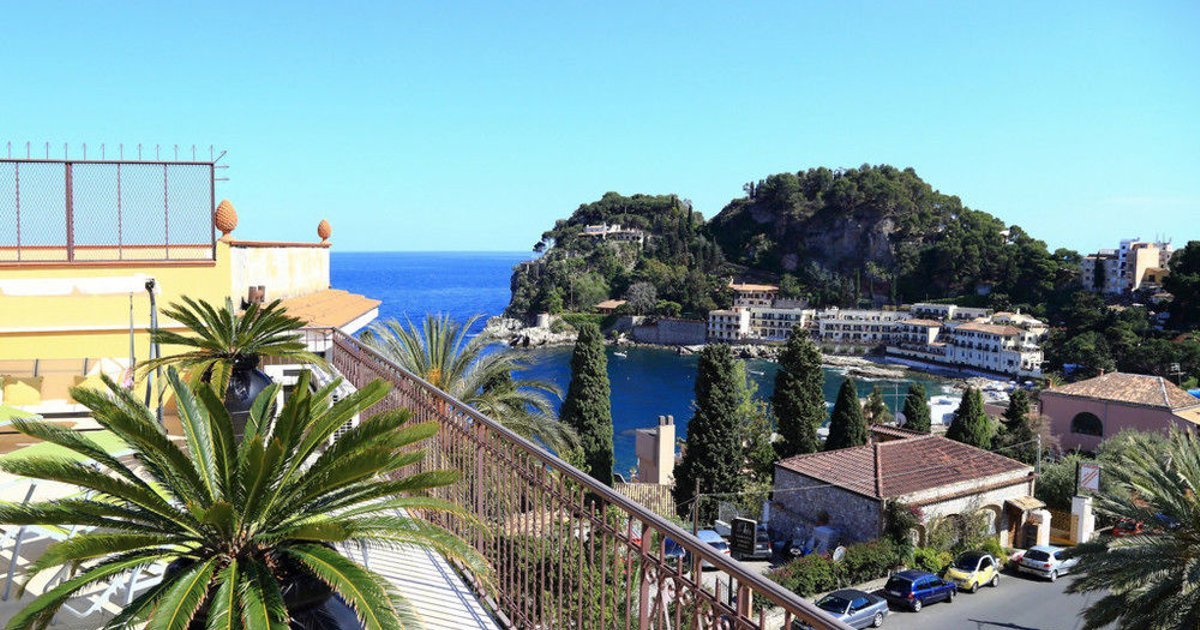 Panoramic Apartments Taormina