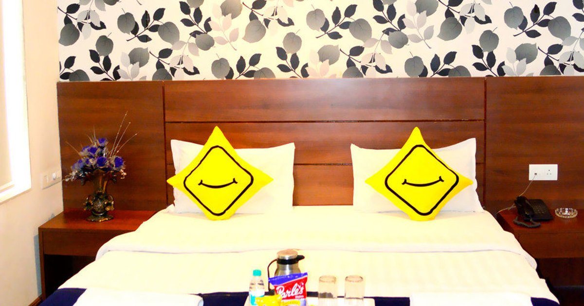 Stay Vista Rooms At Pune Station