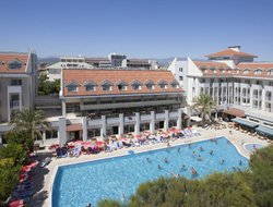 Evrenseki hotels with swimming pool
