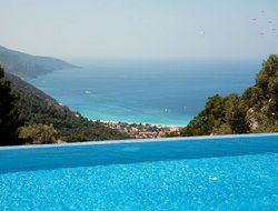Oludeniz hotels with sea view
