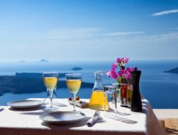 Greece hotels with panoramic view