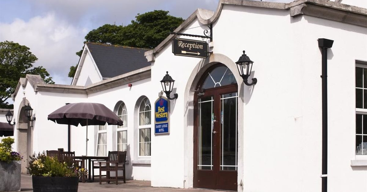 BEST WESTERN Rosslare Danby Lodge