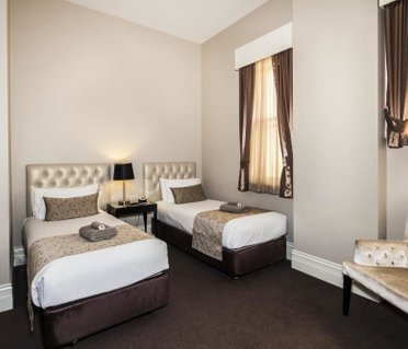 Quality Inn The George Hotel Ballarat