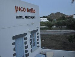 Pets-friendly hotels in Grigos