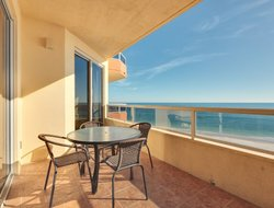 Orange Beach hotels with sea view