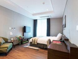 Top-5 romantic Busan hotels