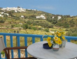 Top-9 hotels in the center of Sifnos Island