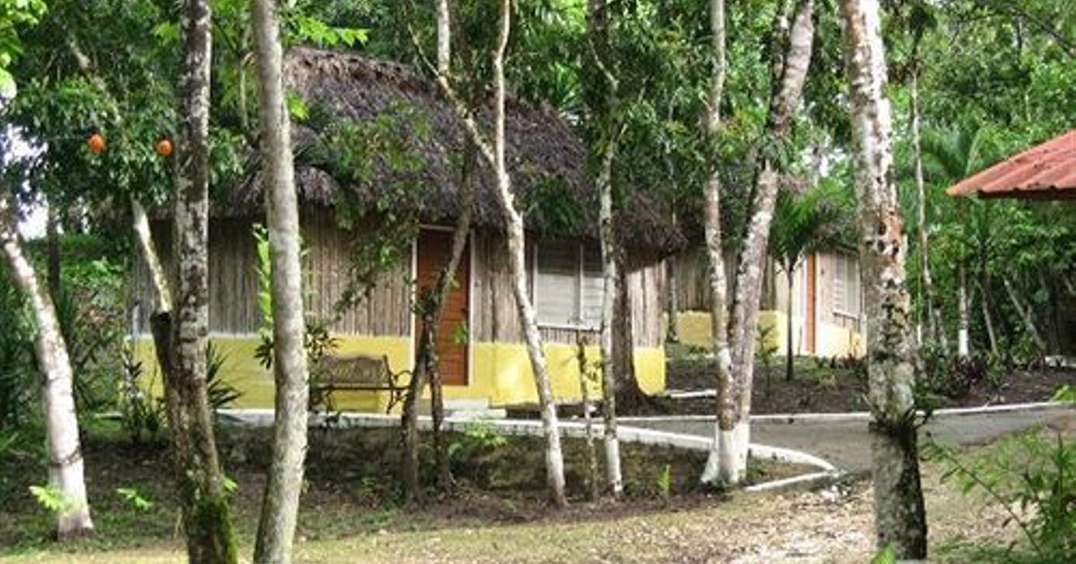 Chiclero Camp Resort