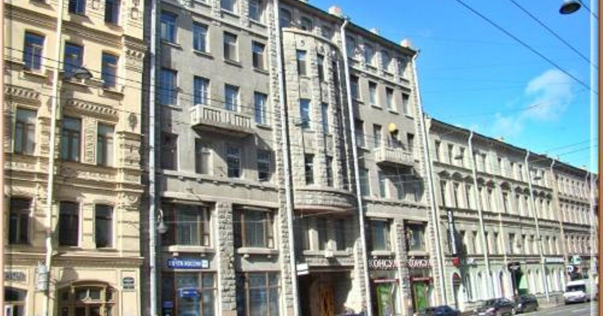 Apartment on Liteyniy pr.