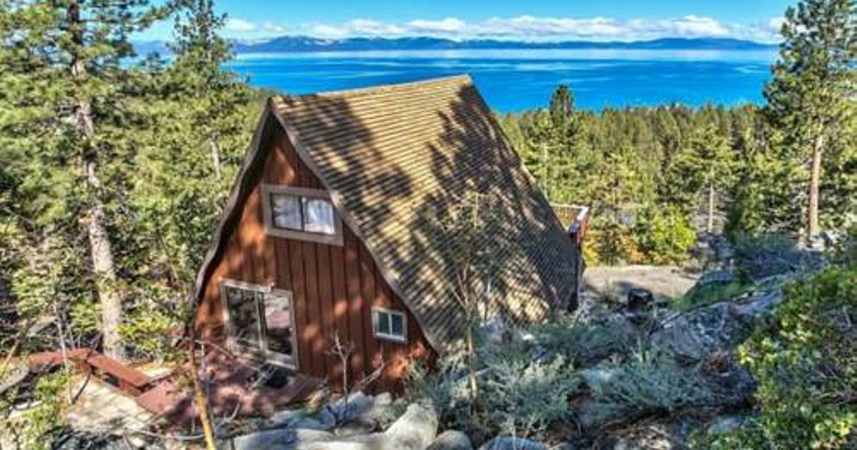 Zephyr Cove Cabin