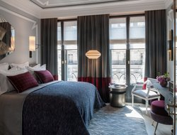 Paris hotels with restaurants