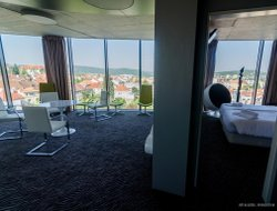 Brno hotels with restaurants