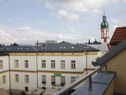 Top-7 hotels in the center of Frydek-Mistek