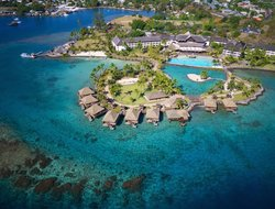 French Polynesia hotels with lake view