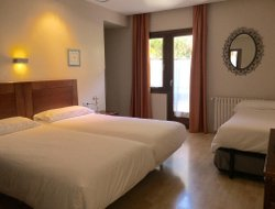 Top-4 hotels in the center of Torla