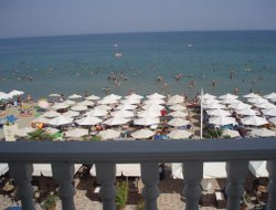 Paralia hotels with swimming pool