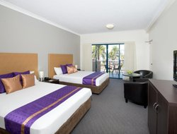 Top-8 hotels in the center of Townsville