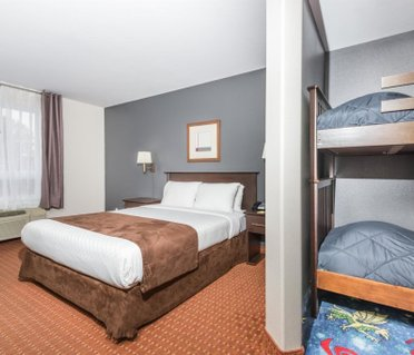 Super 8 by Wyndham Quebec City