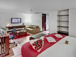 Business hotels in Bogota