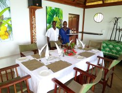 Mozambique hotels with restaurants