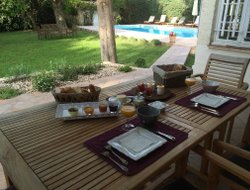 Lourmarin hotels with swimming pool