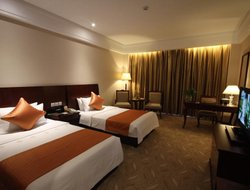 Changzhou hotels with restaurants