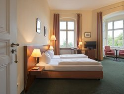 Top-10 hotels in the center of Potsdam