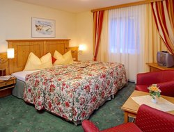 Top-10 hotels in the center of Kaprun