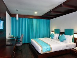Kottayam hotels with swimming pool