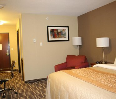 Comfort Inn & Suites Edmonton International Airport