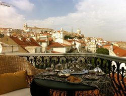 Top-10 of luxury Lisbon hotels