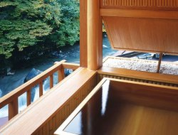 Japan hotels with river view