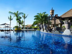 Nusa Dua hotels with sea view