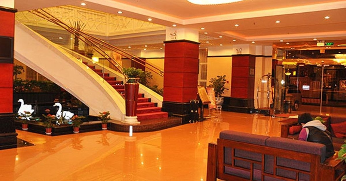Golden Palace Hotel Kunming