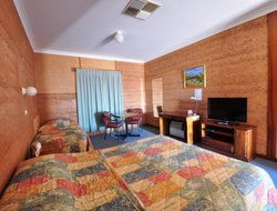 Pets-friendly hotels in Coober Pedy