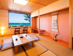 Hagi hotels with sea view